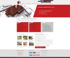 Pro skupinu řemeslníků vedených Lukášem Tirnerem jsme realizovali moderní webové stránky. Více na - www.ltstav.cz