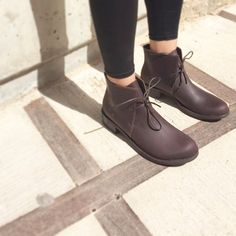 Zapatos mujer zapatos de mujer de cuero Pisos puntiagudos