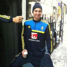 Zlatan Ibrahimovic  #Sweden