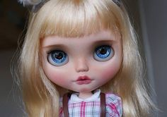 Custom Doll for Adoption by AlmondDoll Check this week dolls for adoption here: http://ift.tt/2lbVttq