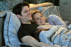 One Tree Hill - Nathan And Haley Scott