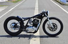 steampunk 125 bobber - Google Search
