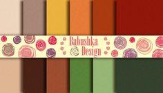 Autumn colours  Burlap/LinenTexture  Instant by babushkadesign, $4.50