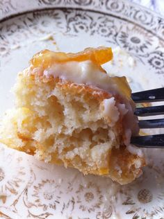Mini Meyer Lemon Cakes - adaptations for gluten free and sugar free