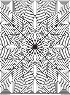Doodles 2 Coloring Page | coloring/printables | Pinterest ...