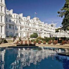 DESIGNRESTAURANTS Mirabelle at The Grand Hotel - Eastbourne, East Sussex | Club offers available