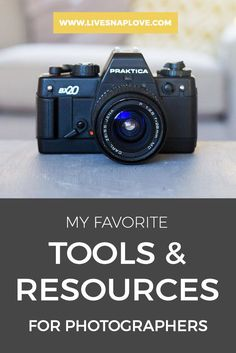 Photography Tips    Photography Gear   My favourite tools and resources for photographers.