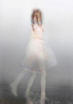 "Saatchi Art Artist: Barbara De Vries; Digital 2011 Photography ""Waterdance.Limited edition"""