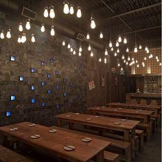 Guu Izakaya Restaurant Interior : By Dialogue 38