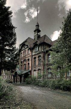 Abandoned Beelitz