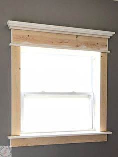 Home Remodeling Cool 34 Cozy Farmhouse Window Style Design Ideas. - Vinyl is a material that is continuously rising in popularity because of it's durability and versatility. Farmhouse Trim, Farmhouse Windows, Country Farmhouse, Interior Windows, Interior Trim, Interior Design, Craftsman Window Trim, Moldings And Trim, Window Molding Trim