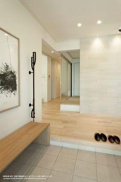 Live Natural Premiumの施工事例をご紹介いたします。 House Design, House Interior, Japanese House, House Rooms, Home Themes, Home, House Entrance, Wooden Cottage, Japan Interior