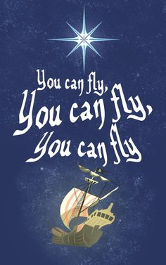 You Can Fly on Behance