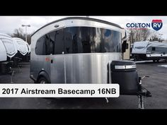 Airstream Basecamp, Airstream Travel Trailers, Throughout The World, Inventions, Rv, Studio, Videos, Motorhome, Studios