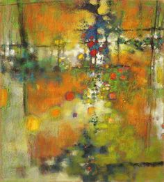 Rick Stevens abstract pastels and oils are luminous and inspiring. Fresh artist on abstract contemporary art // Featured by curator of gallery TACT Modern Art, Contemporary Art, Oil Painting Abstract, Painting Art, Pastel Art, Art Plastique, Abstract Expressionism, Love Art, Oeuvre D'art