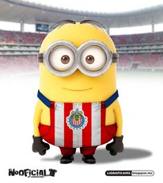 soccer minion chivistas