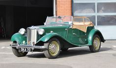 1953 MG TD - Silverstone Auctions