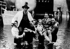 """Behind the Scenes of """"Metropolis"""", 1925-1926   Gentlemint"""