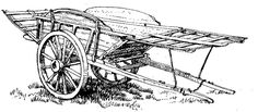 medieval horse cart - Google Search