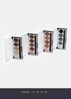 Santee 5 Color Neutral Eyeshadow