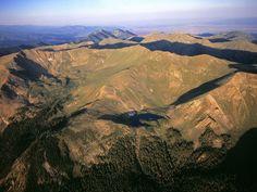 Wheeler Peak, Taos, NM- Highest point in NM.