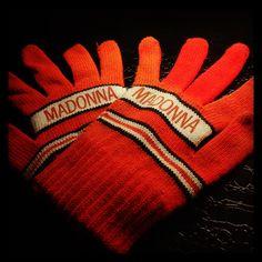 Madonna Gloves - Hard Rock Hotel Bali Memorabilia. #hardrock #madge
