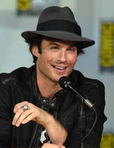 Pin for Later: Proof That Ian Somerhalder Just Keeps Getting Hotter 2014