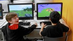 Chicago Tribune - Video game 'Minecraft' finds a home in schools