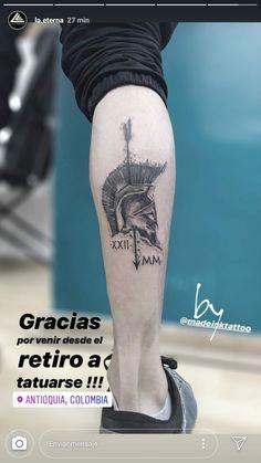 Tricep Tattoos, Small Forearm Tattoos, Leg Tattoos, Body Art Tattoos, Small Tattoos, Sleeve Tattoos, Cool Tattoos, Calf Tattoo Men, Tattoo Font For Men