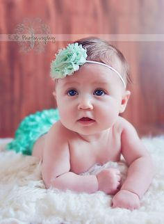 "EJB Photography: Beautiful 3 month old Ms. ""K"" {Belvidere IL, Chicago IL, milestone, baby girl, child, photo session}"