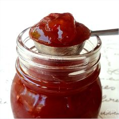 Mermelada extra de tomates Great Recipes, Dog Food Recipes, Cooking Recipes, Vinager, Cheat Meal, Spanish Food, Jelly, Sweets, Canning