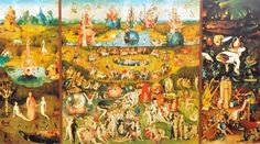 Educa Jigsaw Puzzles - Bosch: The Garden Of Earthly Delights
