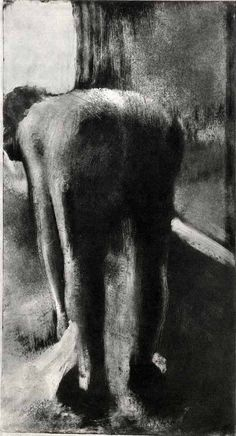 Degas, monotype https://www.flickr.com/photos/78968329@N08/10730709696/in/dateposted/