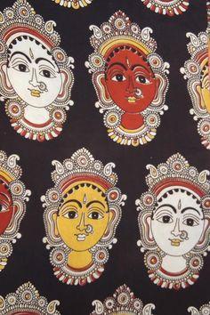 Kalamkari Painting, Madhubani Painting, Rajasthani Art, Kalamkari Designs, Indian Folk Art, Pencil Art Drawings, Diy Home Crafts, Mandala Art, Art And Architecture