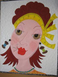 Rita #5 in the Ladies Series by mamacjt, via Flickr