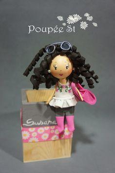 Poupée ST: Mi hozzá több egyéni doboz, egy nagyon különleges nap