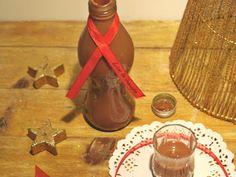 Receitas de Chocolate: Licor de Chocolate e Ginja
