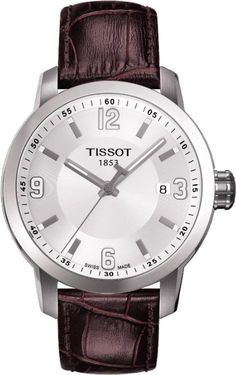 @tissot Watch PRC200 #add-content #bezel-fixed #bracelet-strap-leather #brand-tissot #case-depth-10-55mm #case-material-steel #case-width-39mm #date-yes #delivery-timescale-1-2-weeks #dial-colour-white #gender-mens #luxury #movement-quartz-battery #new-product-yes #official-stockist-for-tissot-watches #packaging-tissot-watch-packaging #style-dress #subcat-t-sport #supplier-model-no-t0554101601701 #warranty-tissot-official-2-year-guarantee #water-resistant-200m