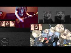 Centuries by Fall Out Boy Drum and Bass Cover Collaboration by Rai and Myron Carlos