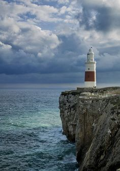Lighthouse ~ The Strait of Gibraltar