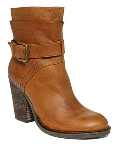 Steven by Steve Madden Shoes, Riskey Booties - Shoes - Macy's