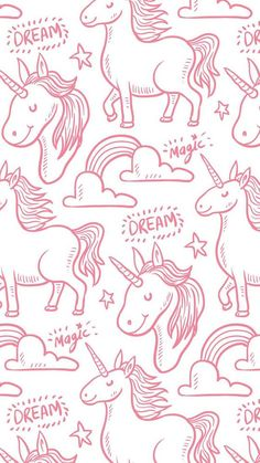 unicorn pattern at DuckDuckGo Tumblr Wallpaper, Screen Wallpaper, Cool Wallpaper, Pattern Wallpaper, Wallpaper Backgrounds, Iphone Wallpaper, Unicorns Wallpaper, Crochet Unicorn, Unicorn Pattern