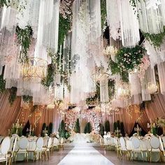 Gorgeous decorations