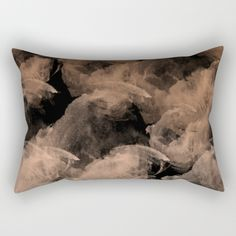 Still, like dust Rectangular Pillow