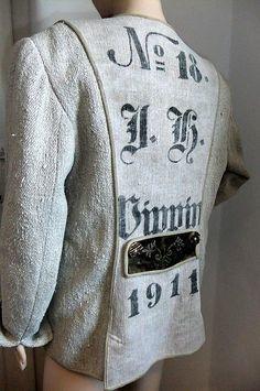 Exklusiv W.R. Thiele München Handarbeit Trachtenjacke Janker mit Leder Gr 42 in Kleidung & Accessoires, Damenmode, Trachtenmode | eBay