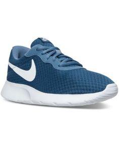 90f927ba77f68 NIKE Nike Women S Tanjun Casual Sneakers From Finish Line.  nike  shoes    all