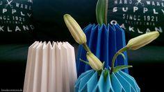 Origami Vase 14