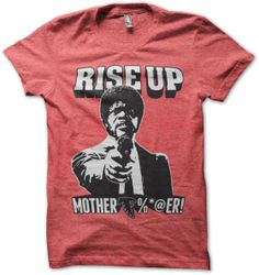 Rise Up – Red