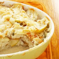 Basic Potatoes Au Gratin & 35 Make-Ahead Holiday Side Dishes
