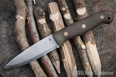 The L.T. Wright Knives GNS review.